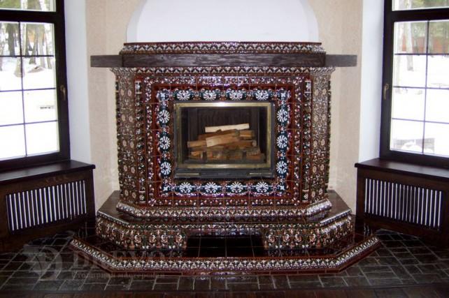Такие декоративные деревянные